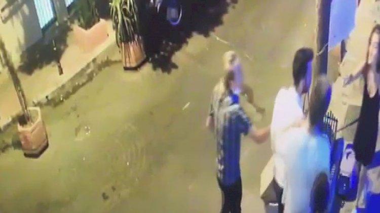 Şarkıcı Çağatay Akman eski sevgilisini dövdü
