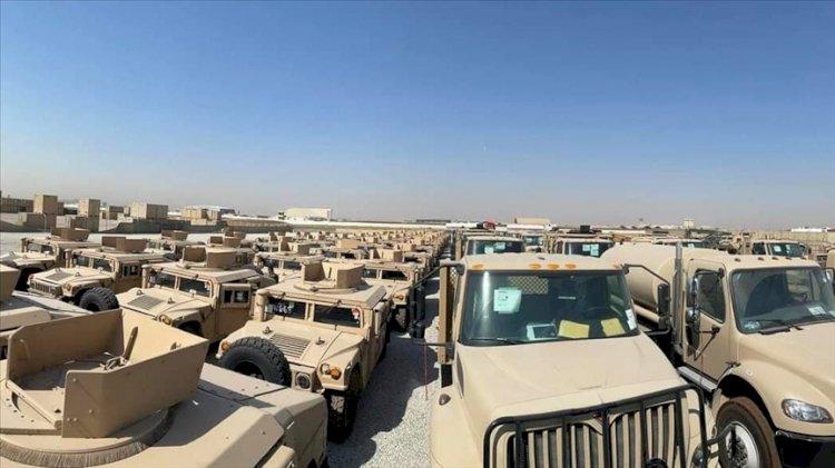 ABD'den Peşmergeye askeri yardım!