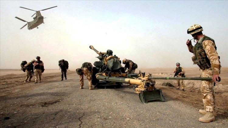 ABD Irak'taki askeri misyonunu bitiriyor
