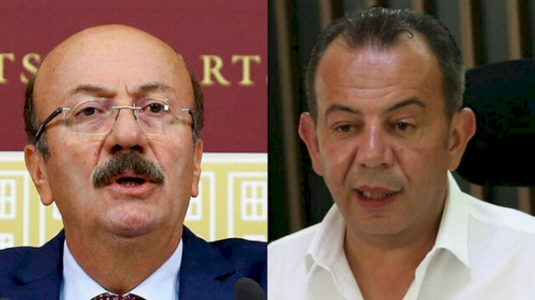 CHP'li Tanju Özcan'a parti içinden tepki