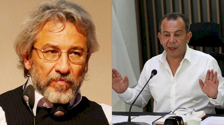 Tanju Özcan'dan Can Dündar'a sert cevap