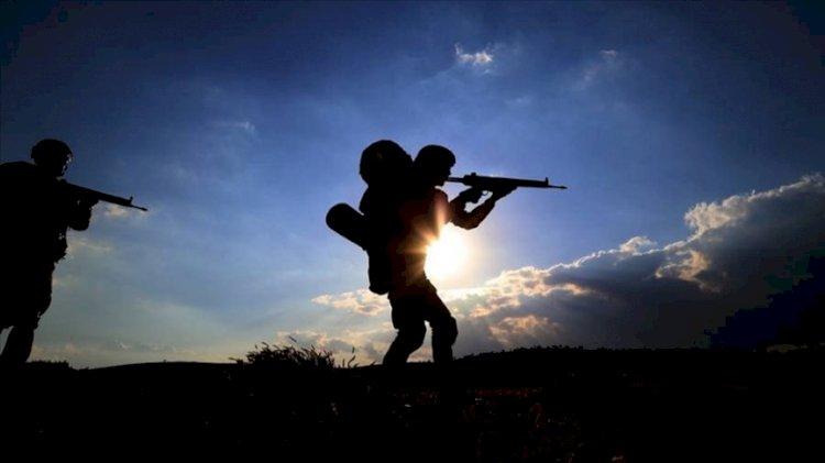Pençe Harekatı bölgesinden kara haber: Bir asker şehit oldu