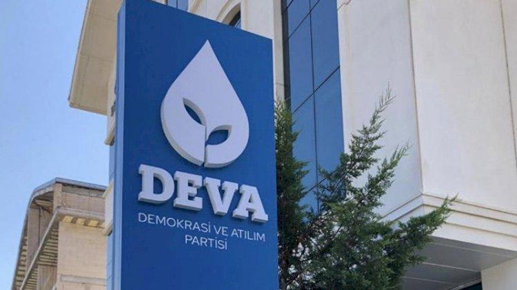 DEVA Partisi'nde 5 genel başkan yardımcısı değişti