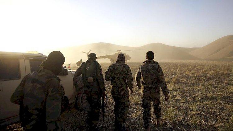 Silah, mühimmat, mali destek… Gizli Taliban hücresi
