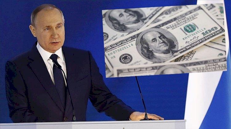 Putin'den 'dolar' mesajı: Tüm küresel ekonomiyi etkiliyor
