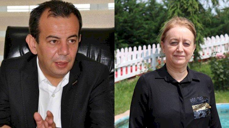 Tanju Özcan'dan AKP'li Arzu Aydın'a göçmen çağrısı