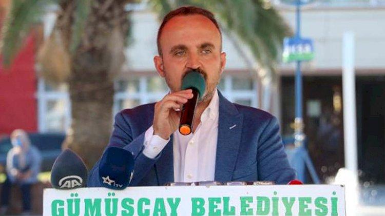 Bülent Turan: Göçmene 10 katına su satacak kadar aciz olmadık