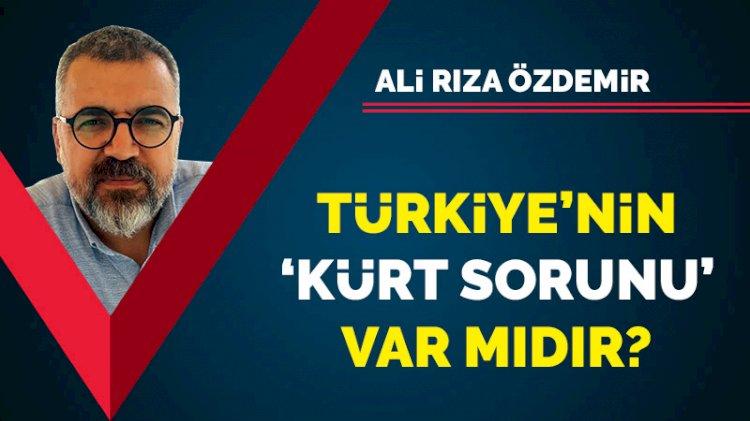 Türkiye'nin 'Kürt sorunu' var mıdır?