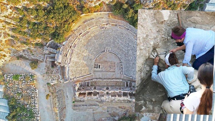 Anadolu'nun 'Pompei'si: Yerin 10 metre altında inanılmaz bir tarih yatıyor