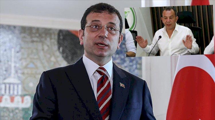 İmamoğlu'ndan Bolu Belediye Başkanı Tanju Özcan yorumu: Kabul etmiyorum!