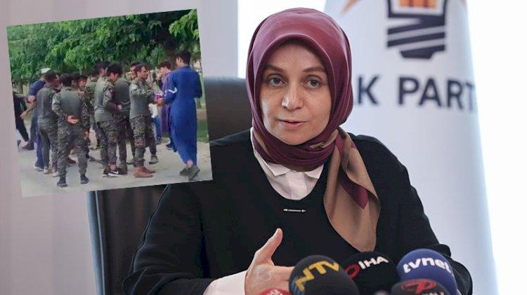 Kim bunlar? AKP'den 'asker üniformalı Afganlar' açıklaması