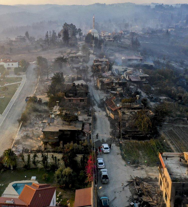 Yanan ormanlarımızın olağan şüphelisi: PKK'lı Ateşin Çocukları