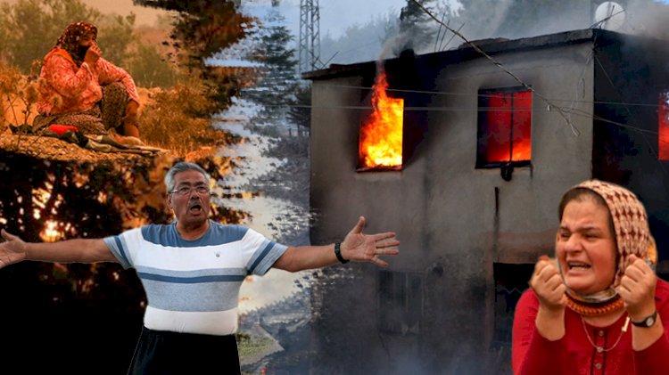 Türkiye cayır cayır yanıyor! Birçok ilde orman yangını