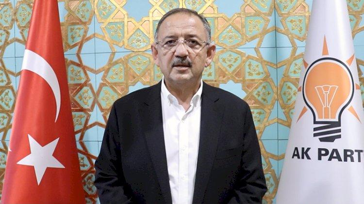 AKP'li Özhaseki: Anadolu coğrafyası sığınma coğrafyasıdır