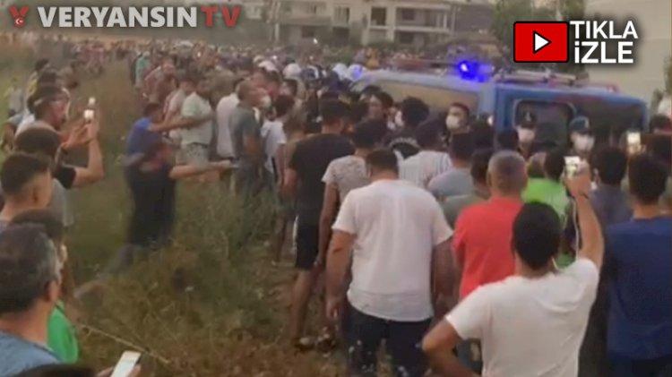Şüpheliler yakalandı, halk linç etmeye çalıştı… Manavgat'ta yüksek gerilim