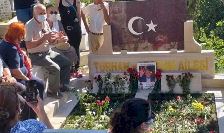 Talat Turhan anıldı