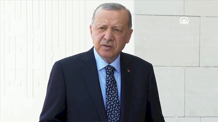 Dedeağaç'taki ABD yığınağı… Erdoğan: Anormal bir gelişme söz konusu değil