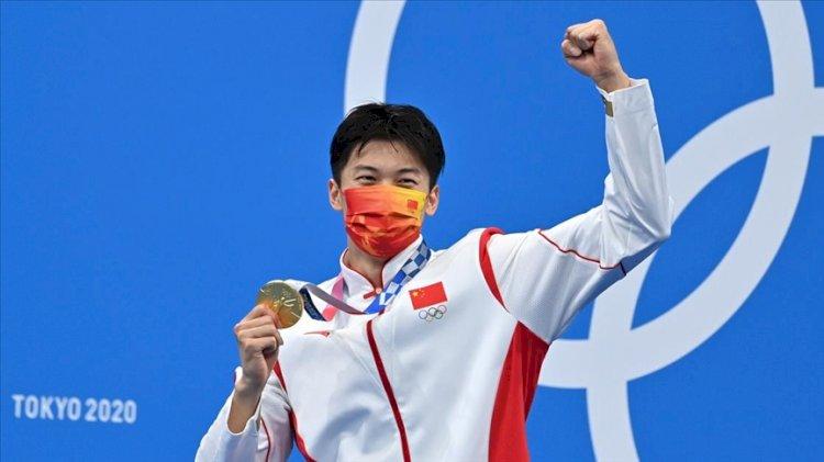 2020 Tokyo Olimpiyat Oyunlarında Çin'in liderliği devam ediyor