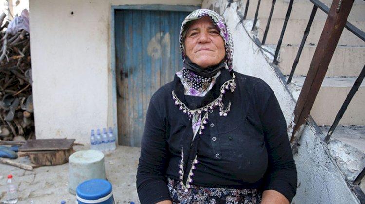 Manavgat'ta tedavi parası yanan kanser hastası kadına destek yağdı