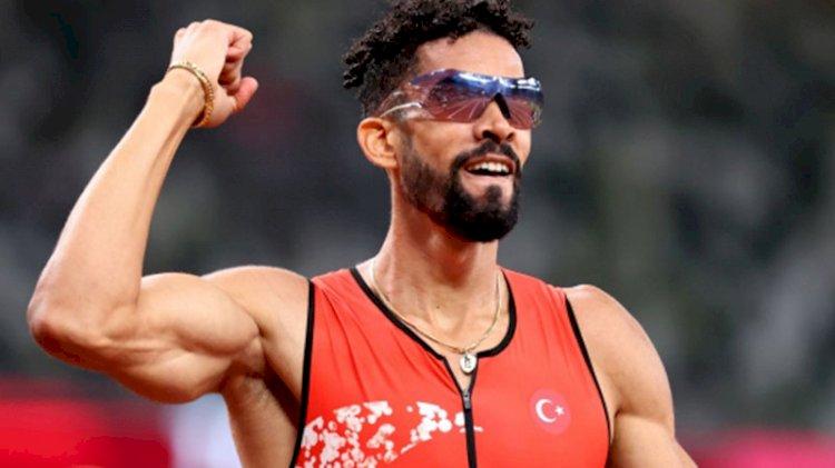 Milli atlet Yasmani Copello finale yükseldi