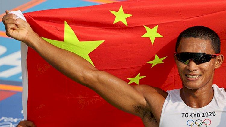 Çin madalya sıralamasında zirvede