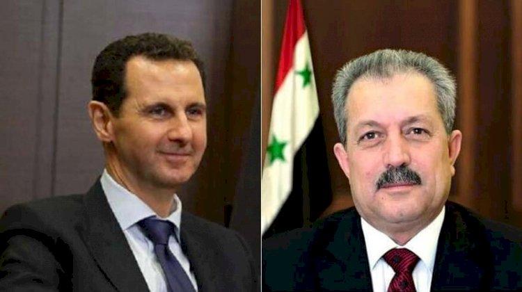 Esad, Başbakan Arnus'a Suriye hükümetini yeniden kurma yetkisi verdi