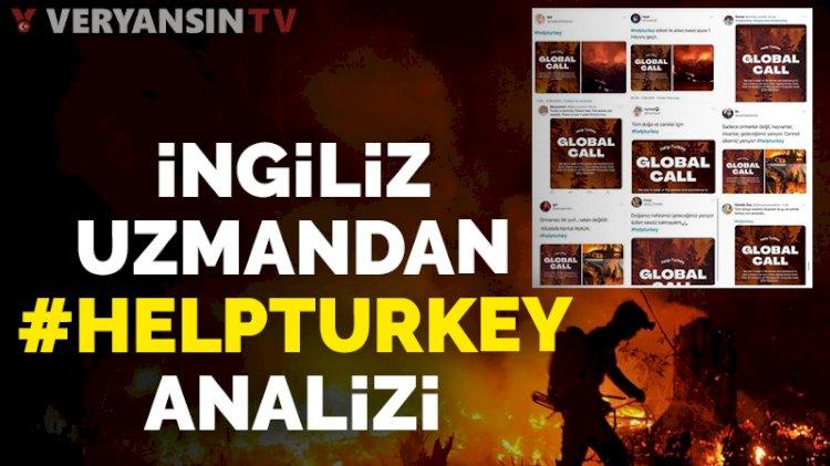 İngiliz uzmandan 'Help Turkey' analizi