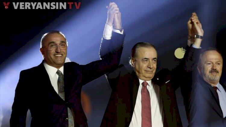 Burak Elmas yönetimi Mustafa Cengiz'i ve Abdurrahim Albayrak'ı disipline verdi