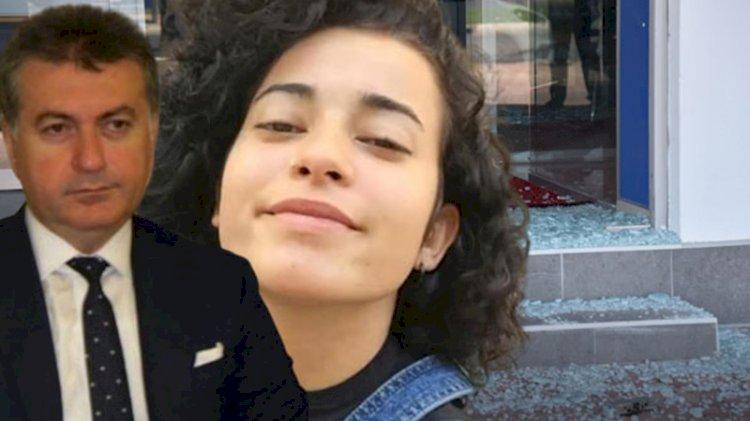 Üniversiteli Azra'nın katilinin iş yerine saldırı