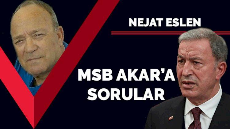MSB Akar'a sorular