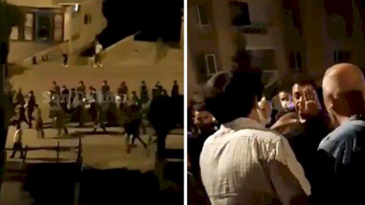 Ankara'da tehlikeli gerginlik! Suriyelilere karşı sokağa döküldüler