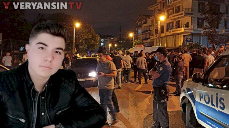 Mahalleliyi sokağa döken kavgada 18 yaşındaki Emirhan Yalçın'dan acı haber