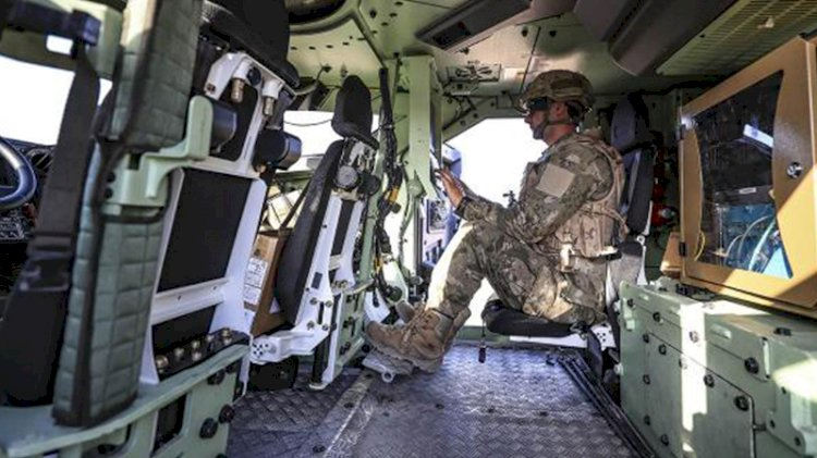 'Geleceğin askeri' göreve hazır