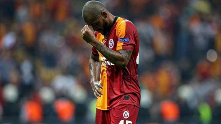Galatasaray'da Kerem Aktürkoğlu'na kafa ve yumruk atan Marcao, kırmızı kart gördü