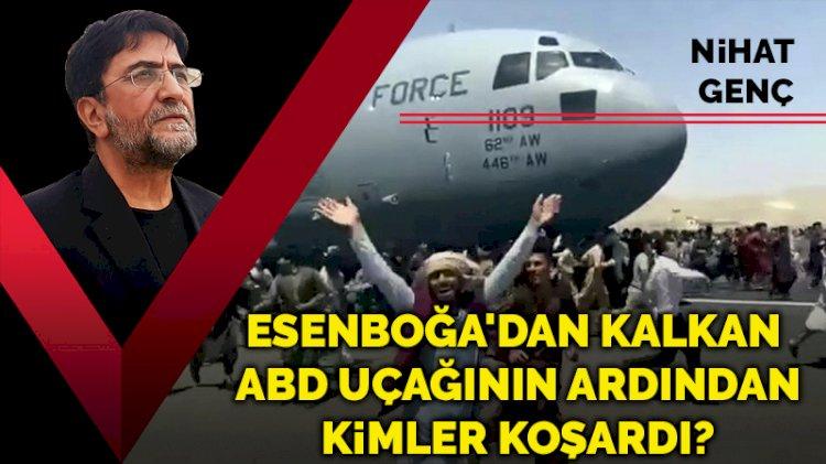 Kabil Havaalanı kaçış görüntüleri