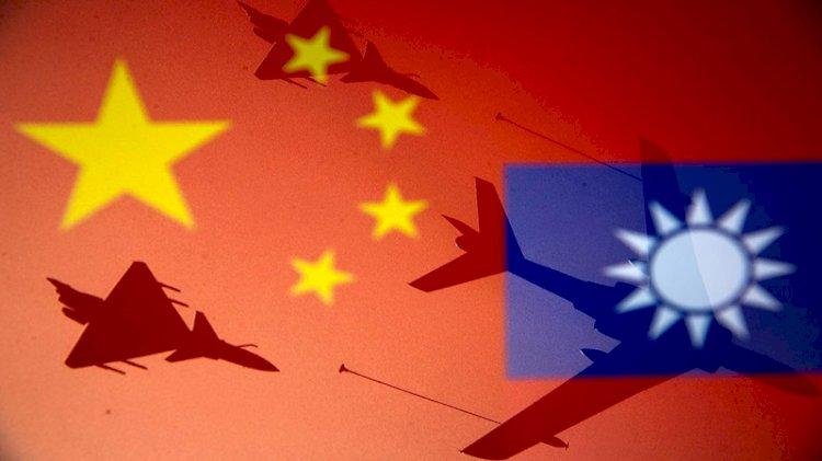 Çin'den Tayvan'a dikkat çeken mesaj: ABD'nin Afganistan'ı terk edişi ders olsun!