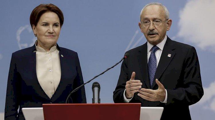 Kılıçdaroğlu ve Akşener'den 'Merkez Bankası' tepkisi