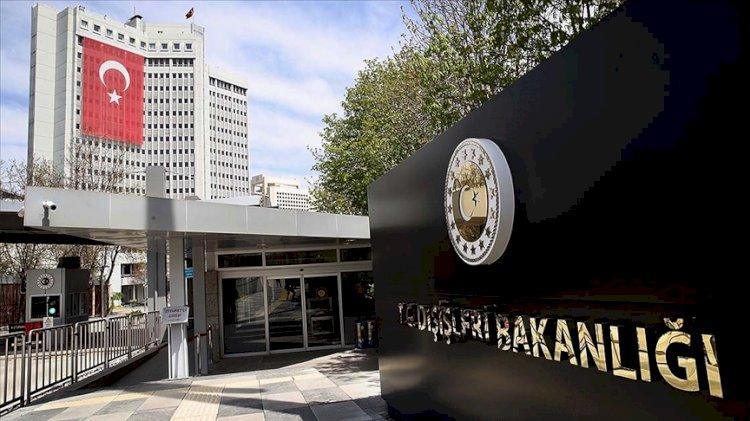 Kabil'deki saldırılara Ankara'dan ilk açıklama