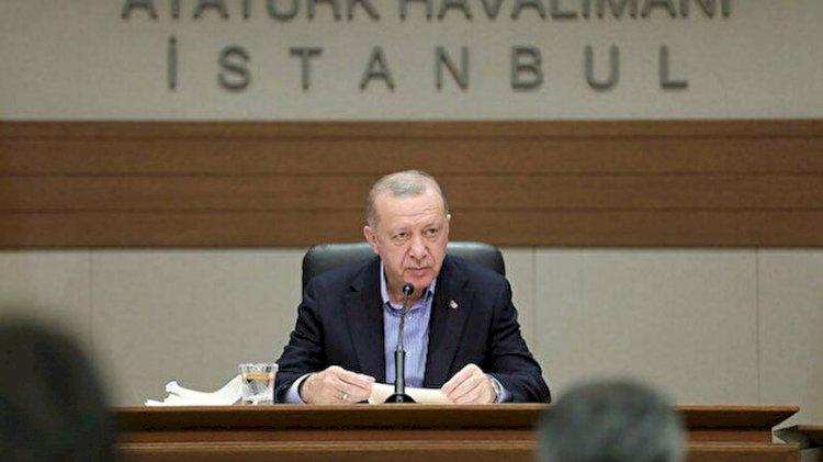 Erdoğan: Taliban'ın bize teklifleri var