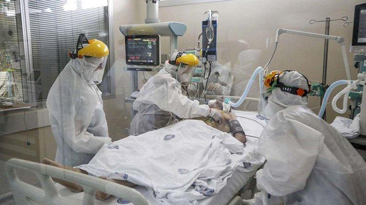 O ilde koronavirüs yoğun bakım hastası yüzde bin 50 arttı