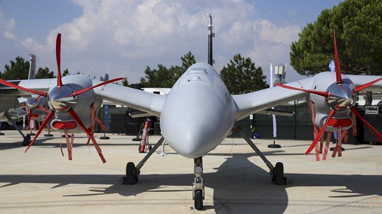 AKINCI TİHA görücüye çıktı: Savaş uçaklarının yükünü hafifletecek