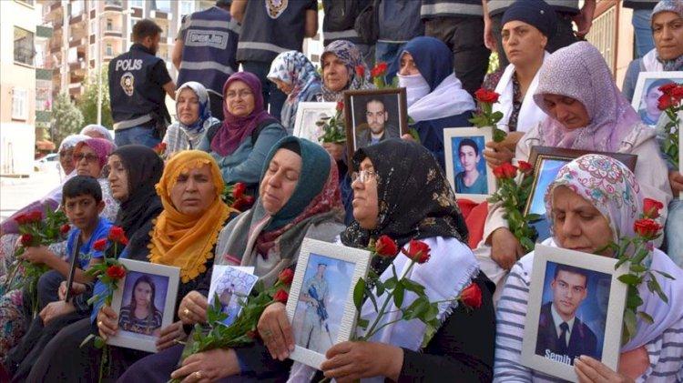 Diyarbakır annelerinin eylemi 750'nci gününde kararlılıkla devam ediyor