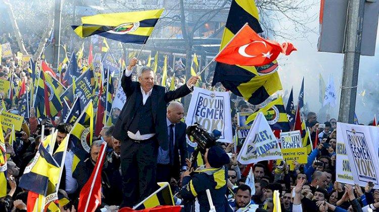 'Şike kumpasının yönü bilerek Fenerbahçe'ye çevrildi'