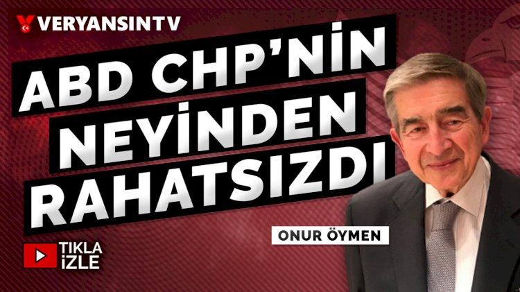 Onur Öymen, CHP'lilerin Barzani ziyaretini değerlendirdi