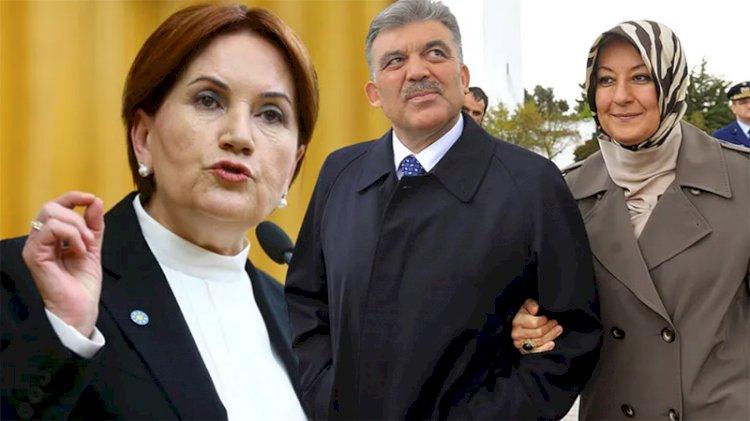 Meral Akşener'in Hayrunisa Gül planı