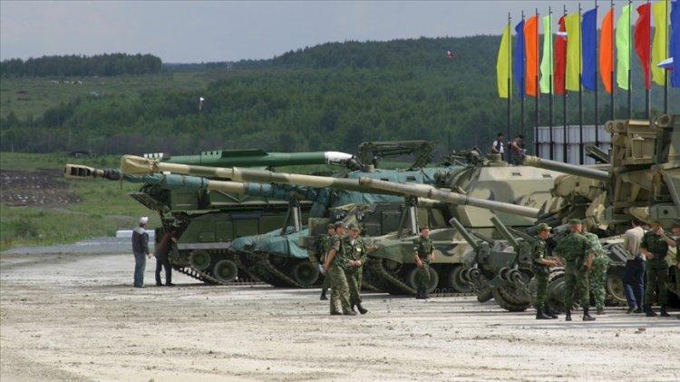 'Rus NATO'su'ndan askeri hamle