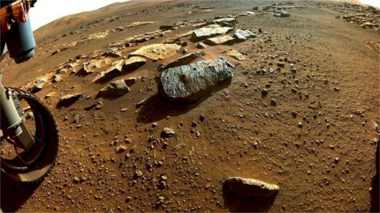 NASA 'Kızıl Gezegen' ile ilgili çok önemli bir gelişme açıkladı