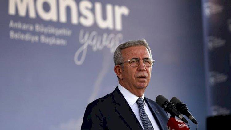 Mansur Yavaş'a '2021 Dünya Belediye Başkanı Başkent Ödülü'