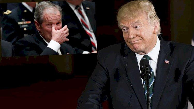 ABD'de '11 Eylül' tartışması... Trump: Bush kimseye ders veremez