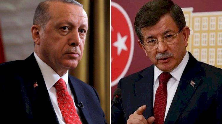 Davutoğlu'ndan 'Erdoğan beyaz sayfa açalım derse yanıtınız ne olur' sorusuna cevap